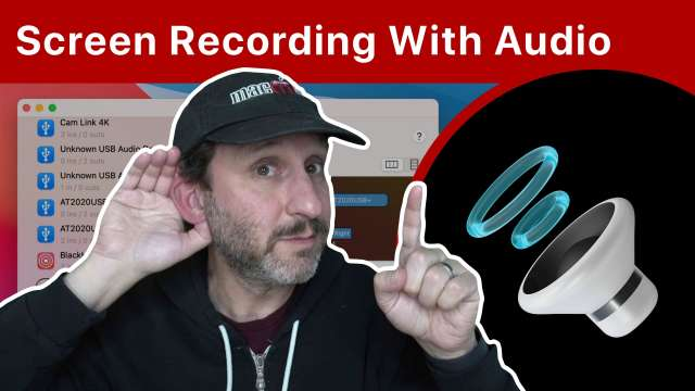 How To Record Your Mac Screen With Audio