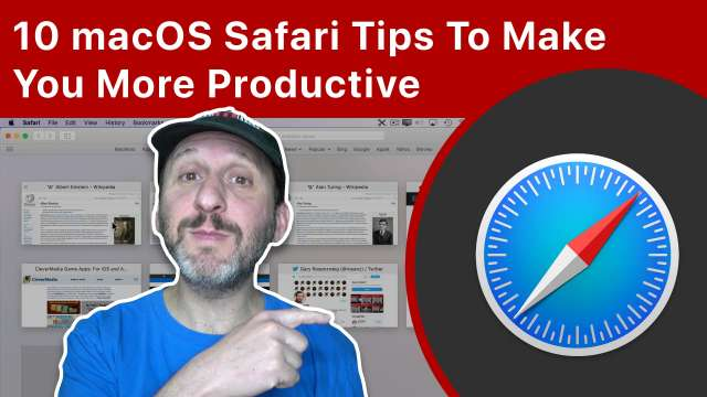 10 macOS Safari Tips That Will Make You More Productive