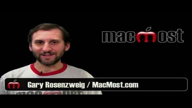 MacMost Now 500: Using The Mac App Store