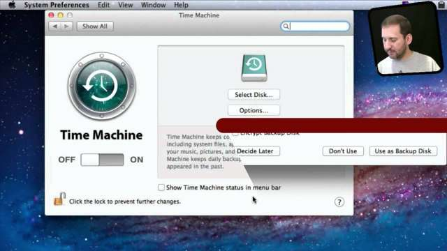 MacMost Now 603: Backing Up Your Mac With Time Machine