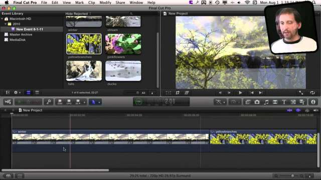 MacMost Now 589: Final Cut Pro X Basics