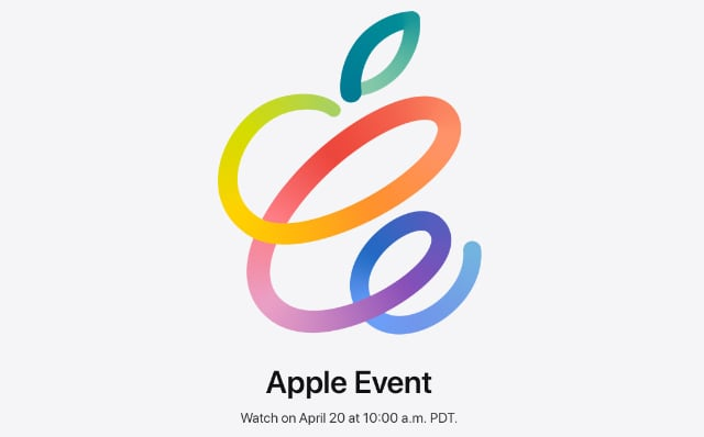 April 20 Event To Possibly Bring New iPads, iMacs