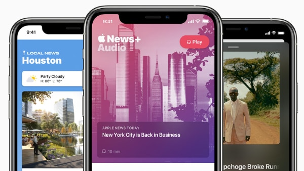 Updates Bring Audio Stories, Car Key To Devices