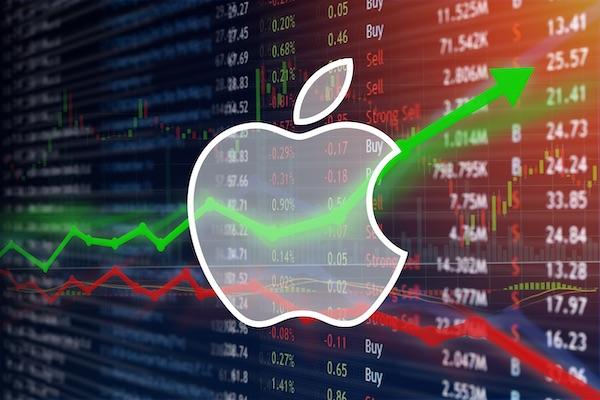 Apple Record Quarter Prompts Stock Split