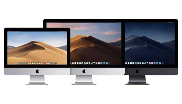 New iMacs, iMac Pro